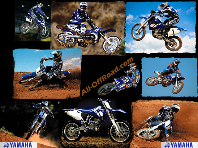Tribute to Yamaha...